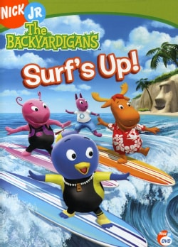 The Backyardigans: Surf's Up (DVD)
