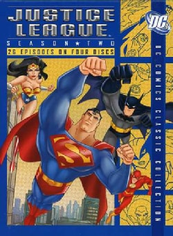 Justice League of America: Season 2 (DVD)