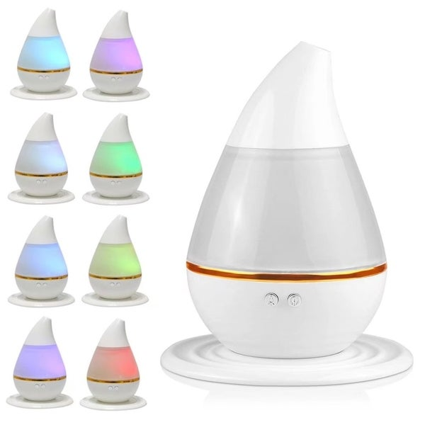 LED USB Essential Oil Ultrasonic Air Humidifier Aroma Therapy Diffuser 32072062