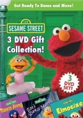 Sesame Street: Dance & Move Box Set (DVD)