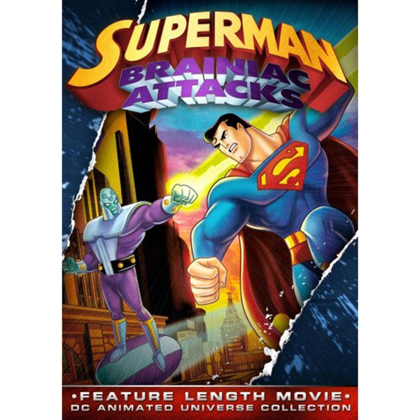 Superman: Brainiac Attacks (DVD) 2268808