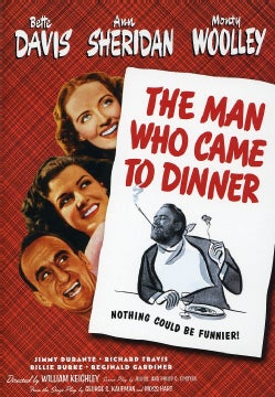 The Man Who Came To Dinner (DVD)