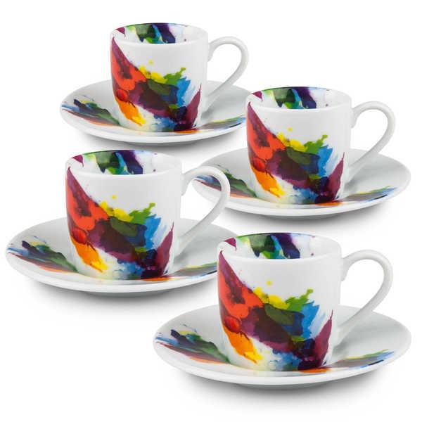 Konitz Set of 4 Espresso Cups 32127922