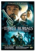 The Three Burials of Melquiades Estrada (DVD)