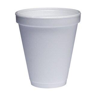 Medline White 12-oz Styrofoam Cup (Case of 1000)