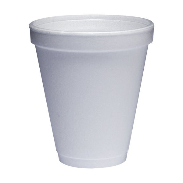 Medline White 12-oz Polystyrene Cup (Case of 1,000) 2277687