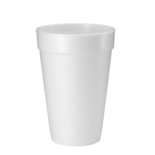 Medline Styrofoam 16-oz Cup (case of 1000) 2277689