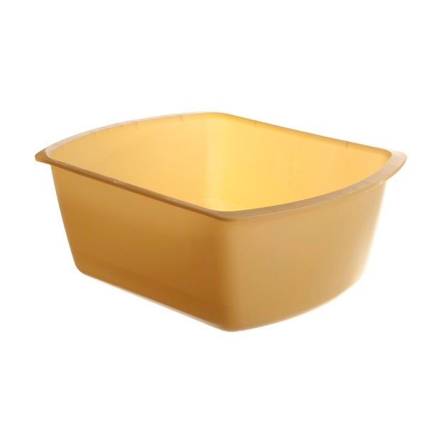 Medline Washbasin Rectangular Gold (Pack of 50)