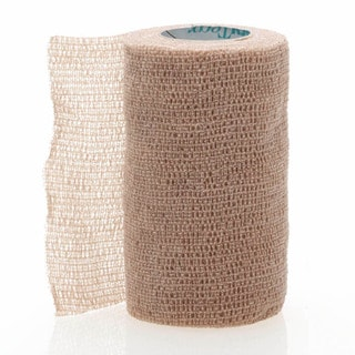 Medline Self Adherent Bandage, Co-Flex (Case of 18)