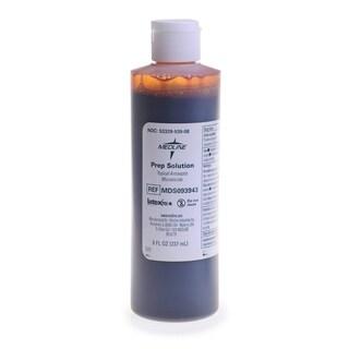 Medline 8-ounce Povidone/ Iodine Prep Solution (Case of 24)