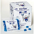 Medline Untreated Blue Oral Swab Dentips (Pack of 50)