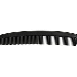 Medline 7-inch Black Comb (Case of 144)