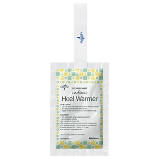 Medline Infant Heel Warmer Gel (Case of 100)