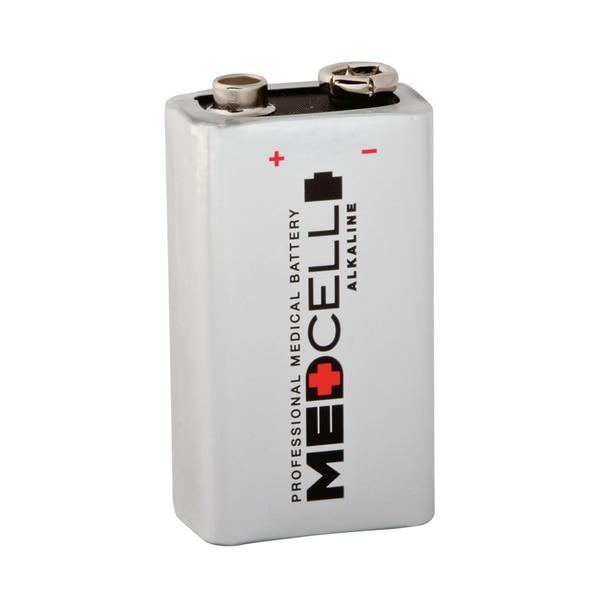 Medline MedCell Alkaline Batteries, 9 Volt (Case of 72)