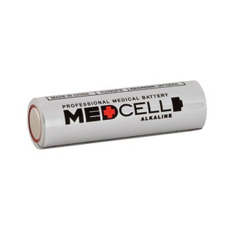 Medline MedCell Alkaline Batteries, AA (Case of 144)