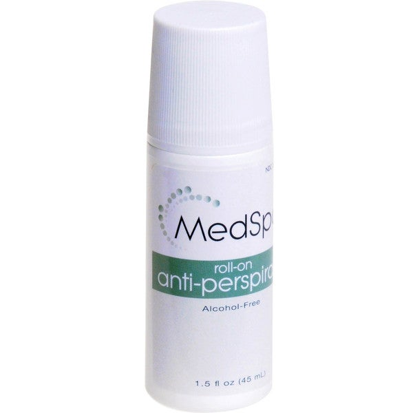 Medline Roll On 1.5-ounce Deodorant (Case of 96)