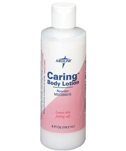 Medline Caring 4-ounce Lotion (Case of 60)
