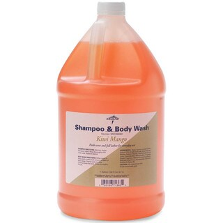 Medline Kiwi-Mango Shampoo & Body Wash (Pack of 4)