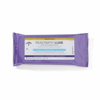 ReadyBath LUXE Total Body Cleansing Heavyweight Washcloths