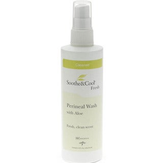 Medline Perineal Wash Soothe & Cool 8-ounce (Pack of 12)