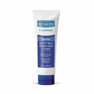 Medline Sooth & Cool Inzo Zinc Oxide Cream (Pack of 12)