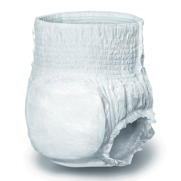 Medline Protective Underwear, Classic (Case of 72)