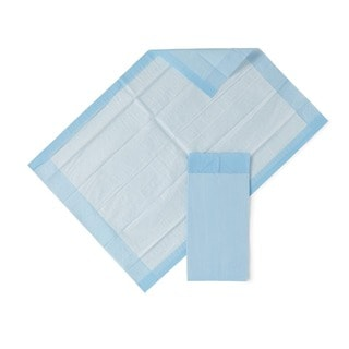 Medline Disposable Underpad 150-count Economy