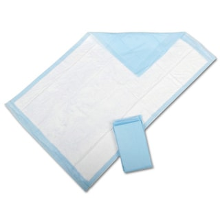 Medline Disposable Underpad Fluff-fill Standard (Case of 300)