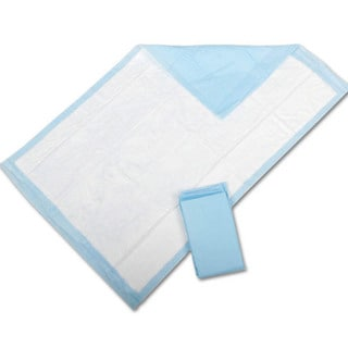 Medline Disposable Underpad Fluff-fill Deluxe (Case of 300)