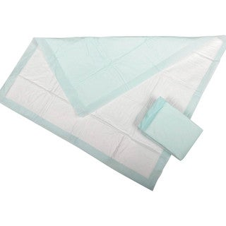 Medline Disposable Underpad, Polymer, Deluxe (Case of 75)