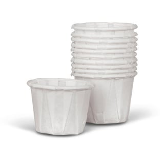 Medline Paper 0.75-oz Souffle Cup (Case of 5000)