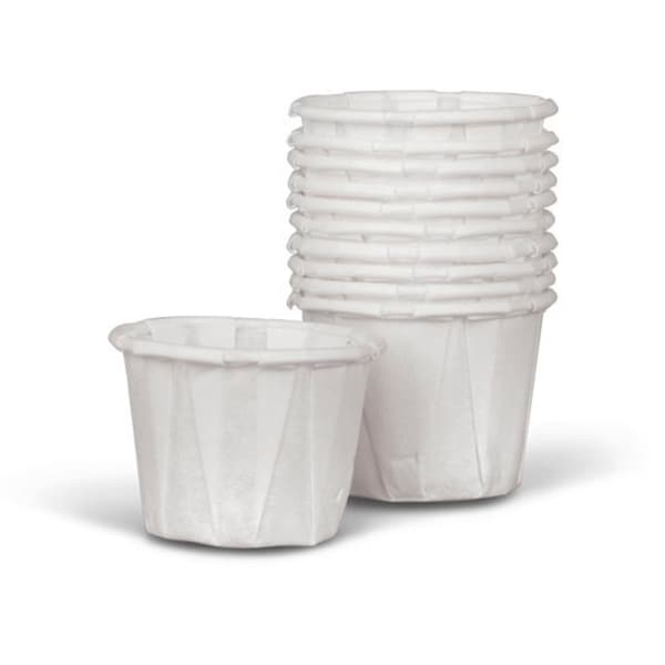 Medline Paper 0.75-oz Souffle Cup (Case of 5000) 2279247