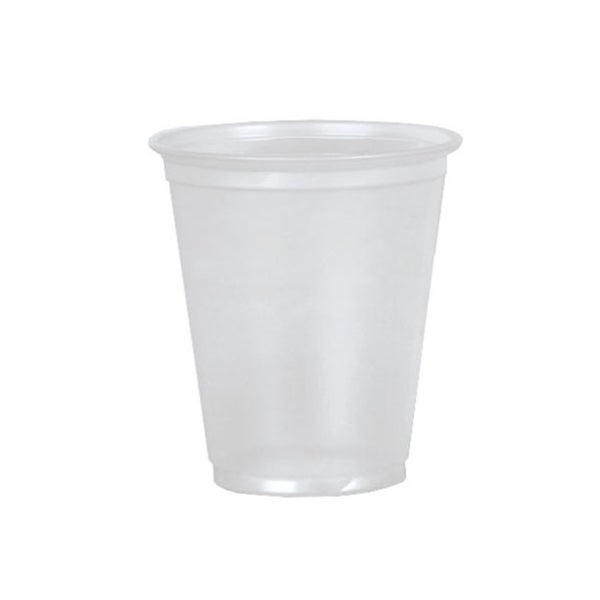 Medline Translucent 5-oz Disposable Plastic Cup (Case of 2500) 2279258
