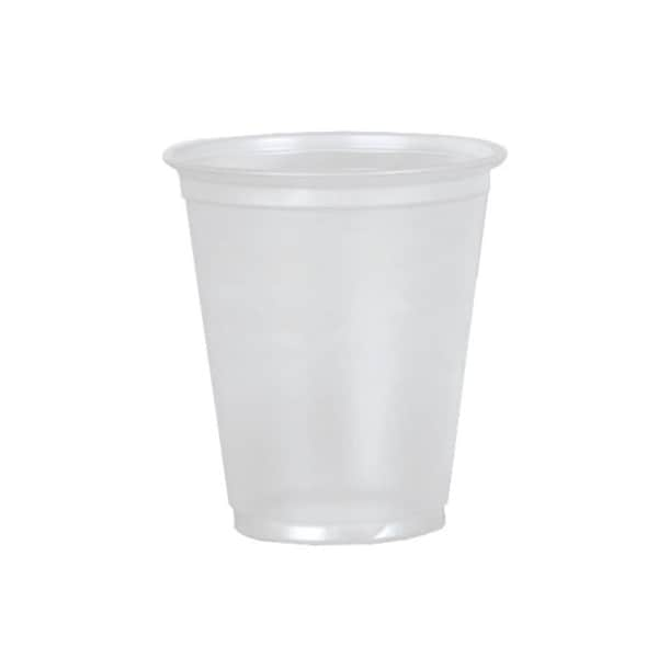 Medline Translucent 9-oz Plastic Cups (Case of 2,500) 2279260