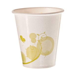 Medline Disposable 5 oz Cold Paper Drinking Cups (Case of 3 000)