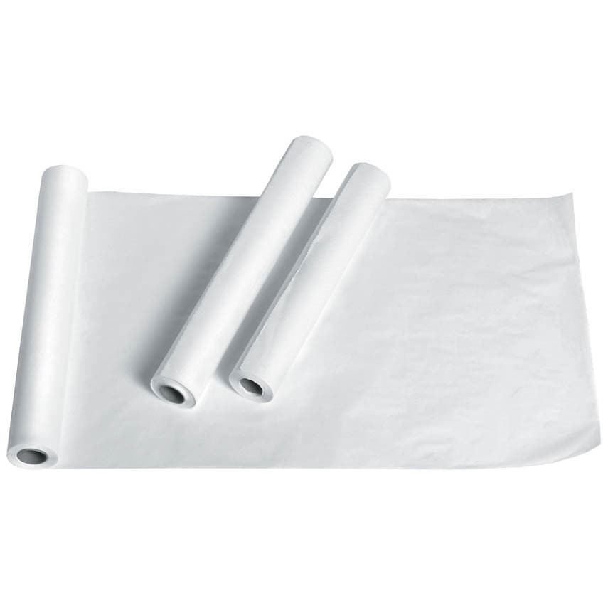 "Health and Beauty by O Medline Standard Crepe Exam Table Paper 18"" x 125 ft (Pack of 12) at Sears.com"