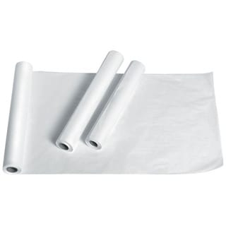 Medline Standard Crepe Exam Table Paper (Pack of 12)