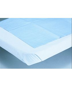 Medline Disposable Poly Tissue Stretcher Sheet (Case of 50)
