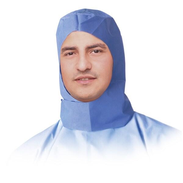 Medline Surgeon Hood SMS Ties Under Chin (Pack of 300) 2279640