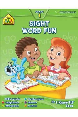 Sight Word Fun 1 (Paperback)