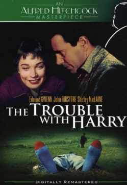 The Trouble With Harry (DVD)