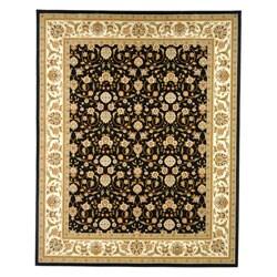"Safavieh Lyndhurst Collection Traditional Black/Ivory Oriental Rug (3'3"" x 5'3"")"
