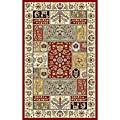 Lyndhurst Traditional Multicolor/ Ivory Rug (3'3 x 5'3)