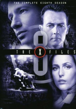 X-Files: Season 8 (DVD)