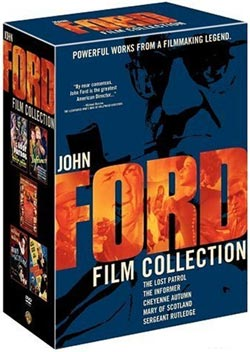 The John Ford Film Collection (DVD)