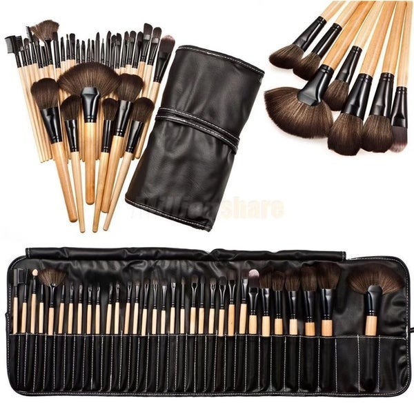 Superior Soft Makeup Brushes 32-piece Set 32264534