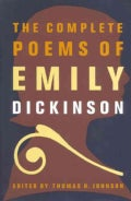 Complete Poems of Emily Dickinson (Hardcover)
