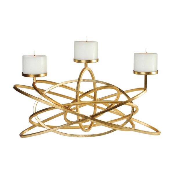 Uttermost Mishka Gold Candleholder 32290642