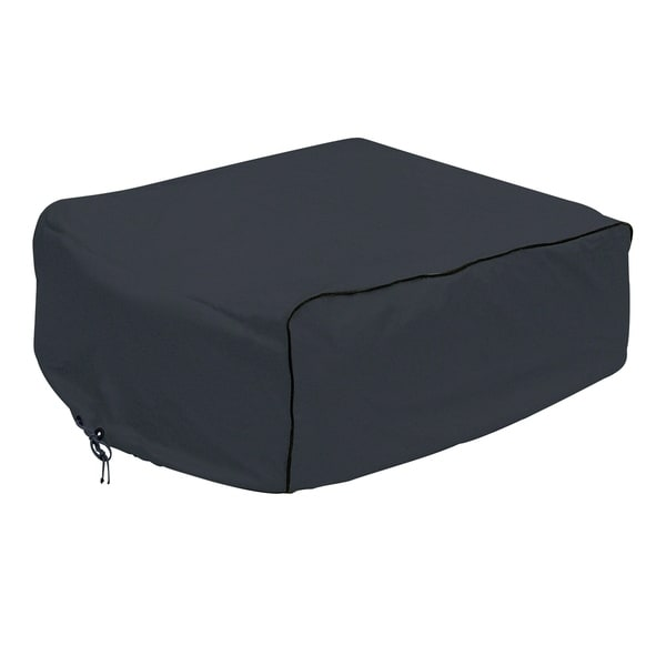 Classic Accessories 80-231-140401-00 RV Air Conditioner Cover, Black 32291309
