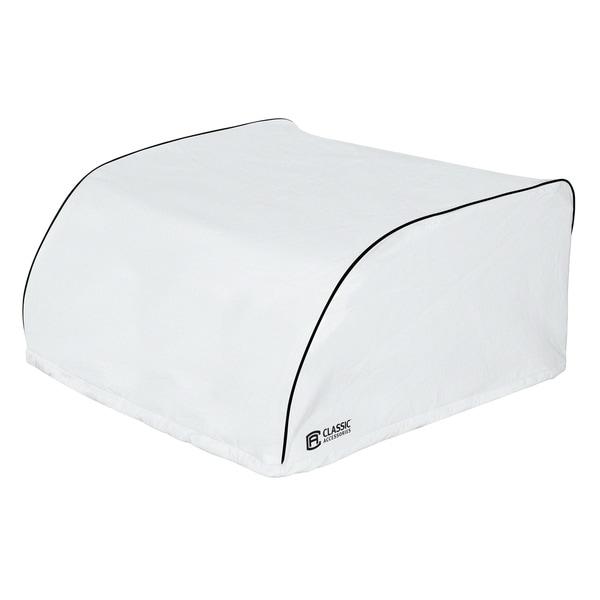Classic Accessories 80-226-192301-00 RV Air Conditioner Cover, White 32291334